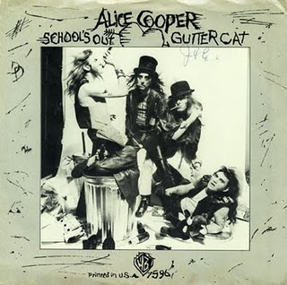 "ALICE COOPER - "" BLUE TURK """