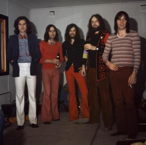 The Kinks At The Roskilde Festival 1972