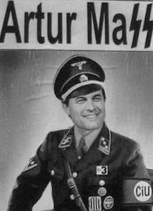Artur mas nazi