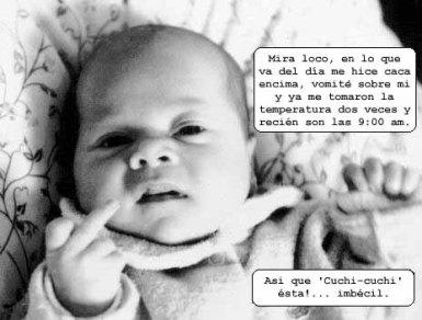 bebe-molesto