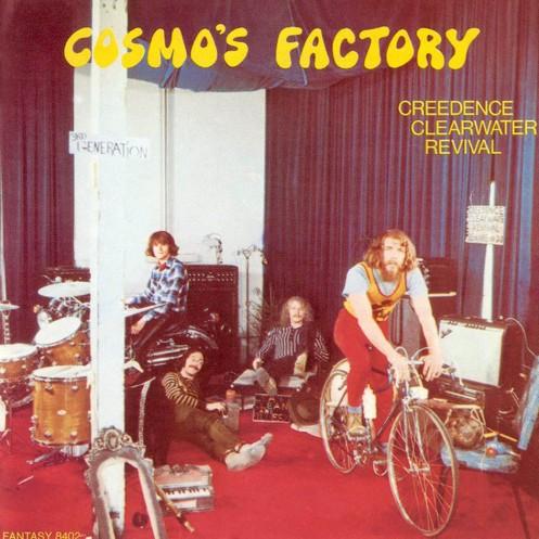 Creedence-Clearwater-Revival-Cosmos-Factory-Del-1983-Delantera