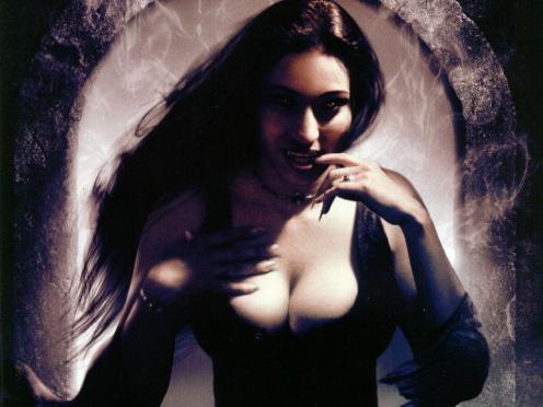 Mujer-vampiro