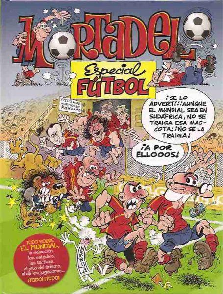 mortadelo especial futbol