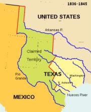 Conflicto fronterizo de Texas.