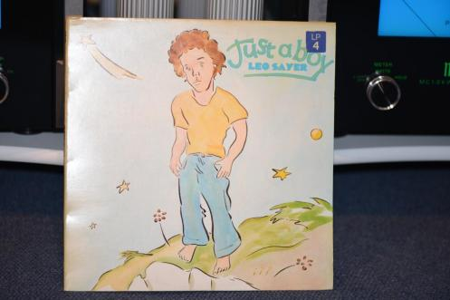 Leo Sayer. Just a boy. 1974 004