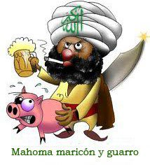 mahomamaricón