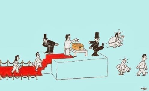 politicos y proceso electoral