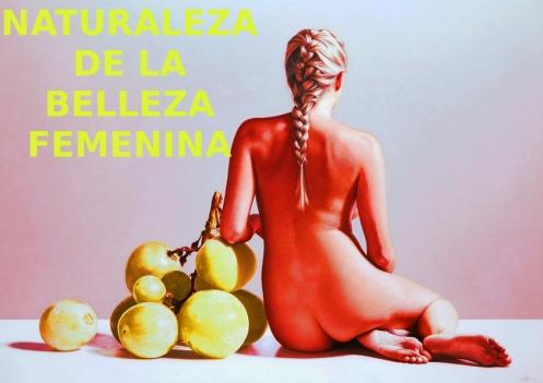 NATURALEZA DE LA BELLEZA FEMENINA