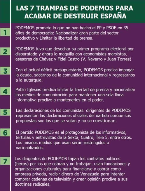 PODEMOS24