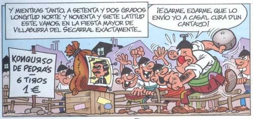 Aznar y Mortadelo