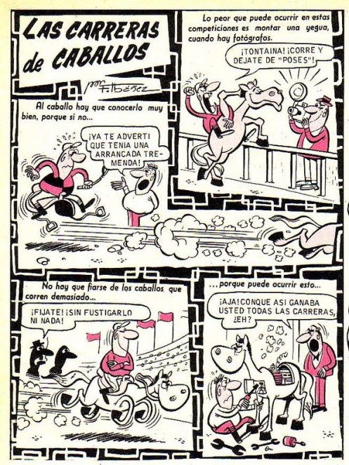 1957  04  Noviembre  1968  11  Chistes Carrera de Caballos