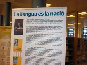 llengua nacio