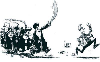 mullahs-chase-cartoonist