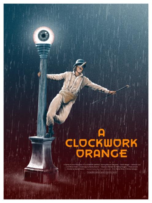 A Clockwork Orange by Adam Rabalais