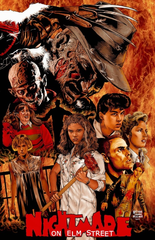 A Nightmare on Elm Street by Nathan Thomas Milliner