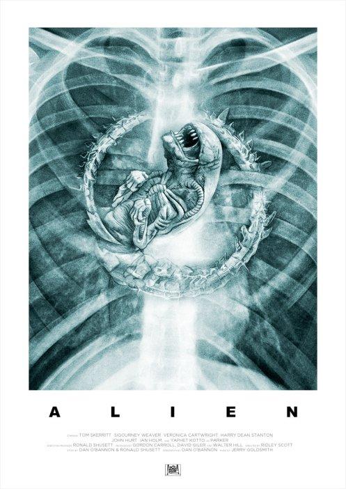 Alien by Simon Carpenter