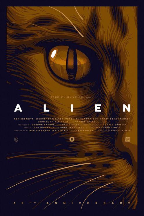 Alien by Thomas Walker