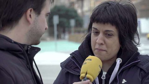 Ana Gabriel, degenerada de la política catalana y trasnochada en sus planteamientos ideológicos.