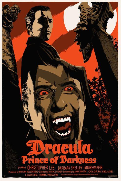 Dracula, Prince of Darkness by Francesco Francavilla