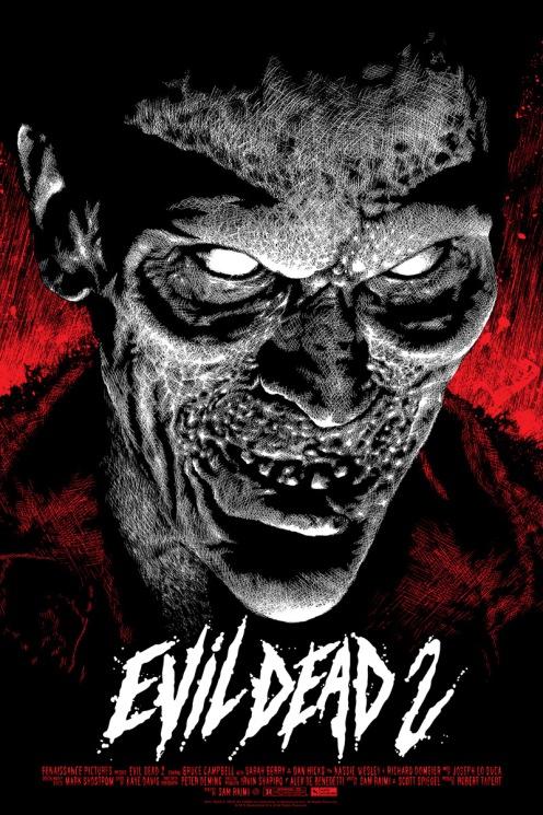 Evil Dead 2 by elvisdead