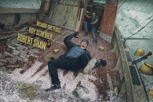 Jaws - Quint's Swan Song by John Barry Ballaran