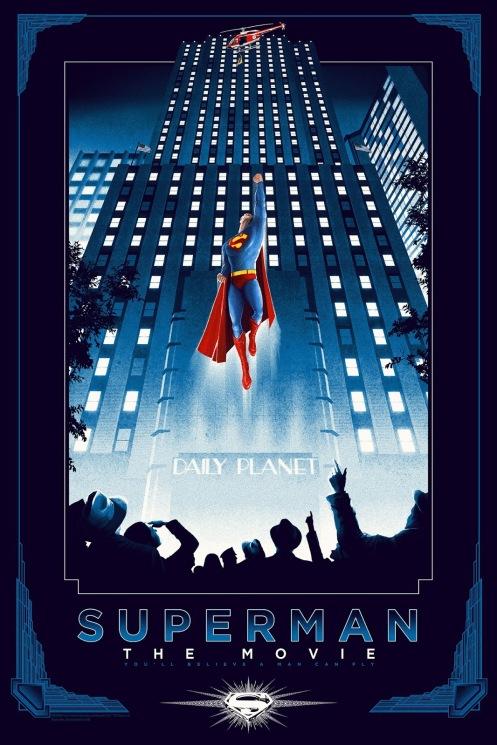Superman The Movie by Matt Ferguson