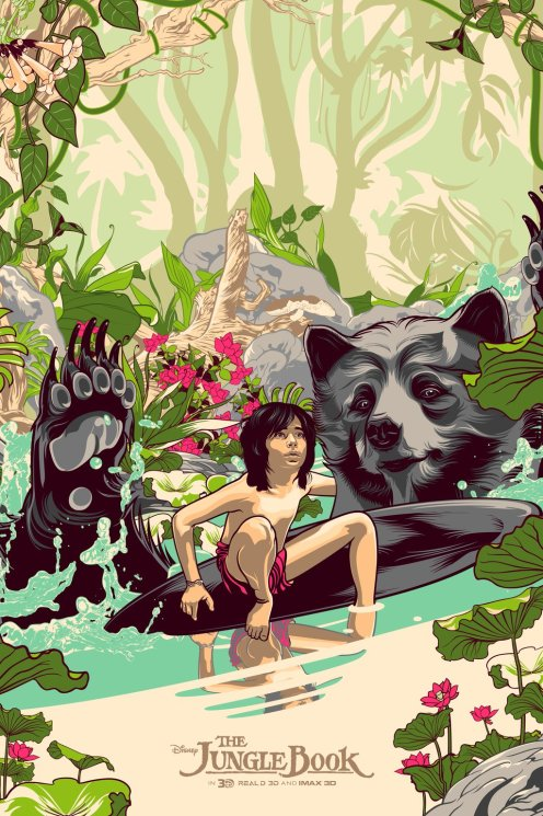 The Jungle Book by Vincent Rhafael Aseo