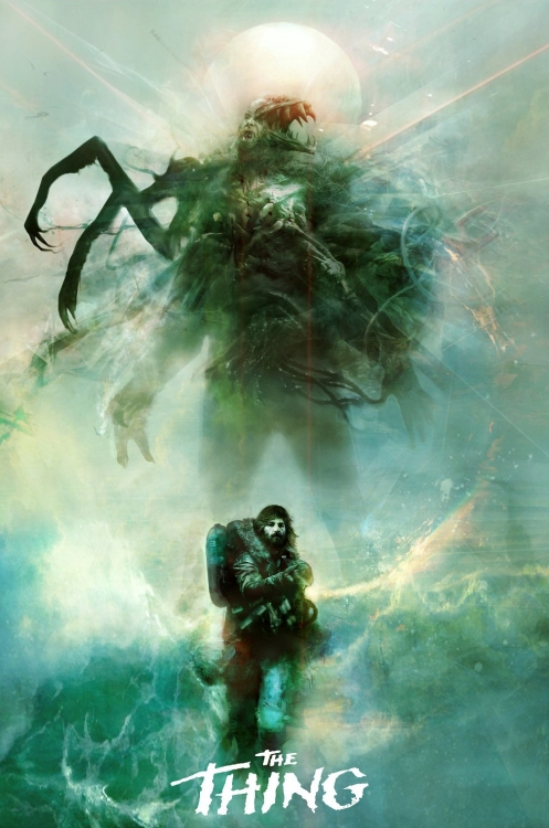 The Thing by Christopher Shy