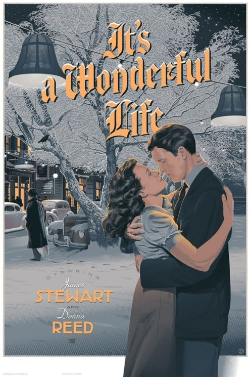 It's a Wonderful Life by Laurent Durieux