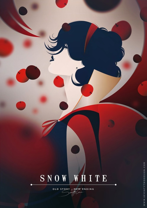Snow White by SeventyTwo Design
