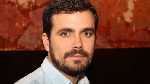 Alberto Garzón, autor de la venta de 'Izquierda Hundida' a Pablo Manuel Iglesias.