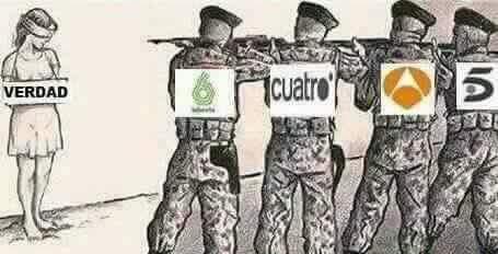 Cadenas de TV que han atentado contra la dignidad y la persona de Rita Barberá, exalcaldesa valenciana y senadora por el PP: