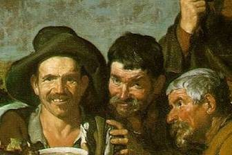 Image result for goya los borrachos