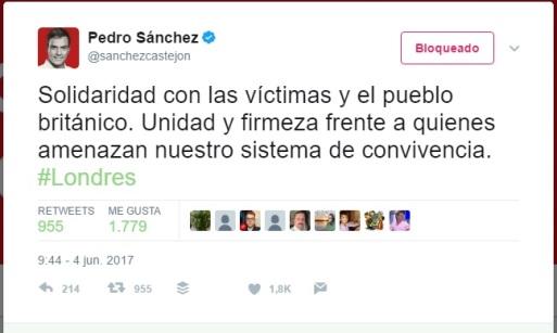 PEDRO SANCHEZ Y EL ISLAM