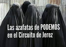 PODEMOS AZAFATAS FEMINAZIS
