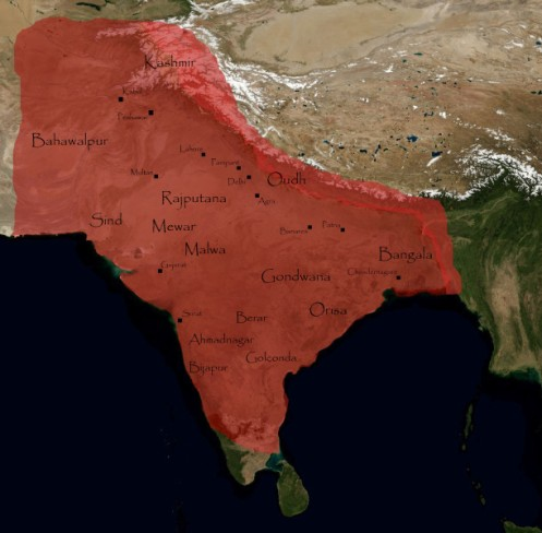 the_mughal_empire