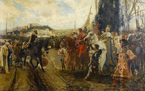 Surrender of Granada