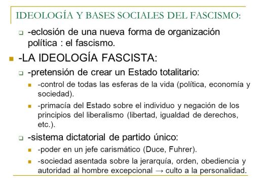 ideologc38daybasessocialesdelfascismo
