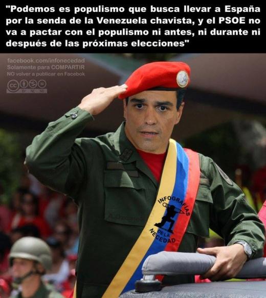 espanistannews-noticia-pedro-sanchez-podemos-es-populismo-que-busca-llevar-a-espana-por-la-senda-de-la-venezuela-chavista