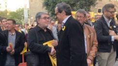 Torra y el asesino Carles Sastre